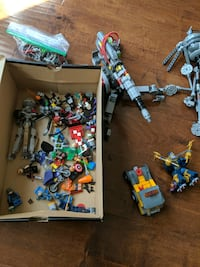 Lego star wars and marvel negotiable
