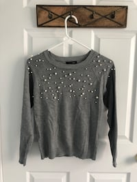 QED Grey Sweater Toronto, M2M 4G6