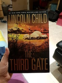 The Third Gate by Lincoln Child book