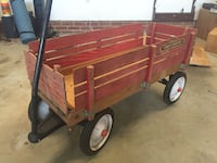 My little red wagon
