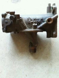 1930s Indian or Harley carburetor North Augusta