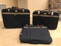 New Hampshire 3 piece luggage set NEW Germantown, 20874