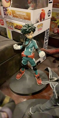 My Hero Academia Deku Figure Madison, 07940