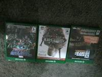 two Xbox 360 game cases Red Deer, T4P 0E7