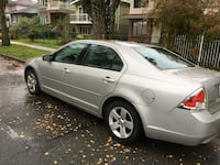 2008 Ford Fusion Vancouver