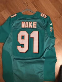 Teal Cameron Wake Jersey L Vancouver, V6P