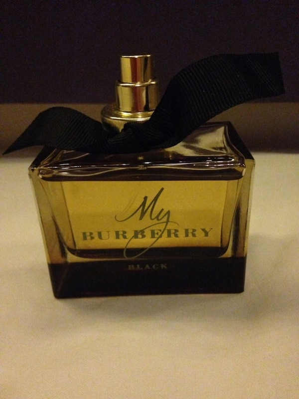 Used My Burberry Black Parfüm 100 Ml For Sale In Inönü Letgo