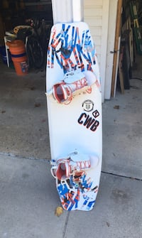 Conelly Wakeboard for big riders! Used twice! Perfect condition  Laurel, 20707