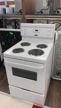 """24"""" coil top stove"""