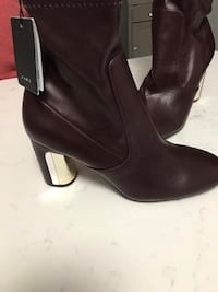 Zara booties- never worn tags still attached  London, N6E