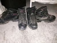 Two pairs of Moxie work boots size 7 Edmonton, T6L 3M1