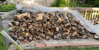 Seasoned fire wood (cord) 16-18 inches