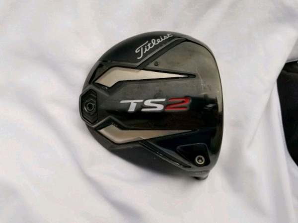 2019 Titleist driver Ts 2 Low spin driver