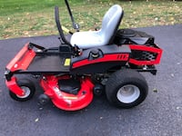 Gravely ZT42 Zero Turn Riding Mower with Delivery White Marsh, 21162