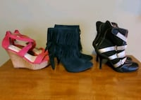 Womans shoes size 7 Oklahoma City, 73159