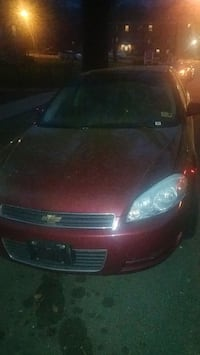 2008 Chevrolet Impala Washington