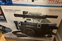 Hoover wet/dry utility vacuum; cordless one power system