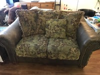 Genuine leather couch Jacksonville, 32246