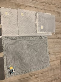 Baby blankets - Like New!  Burlington, L7M 0C8
