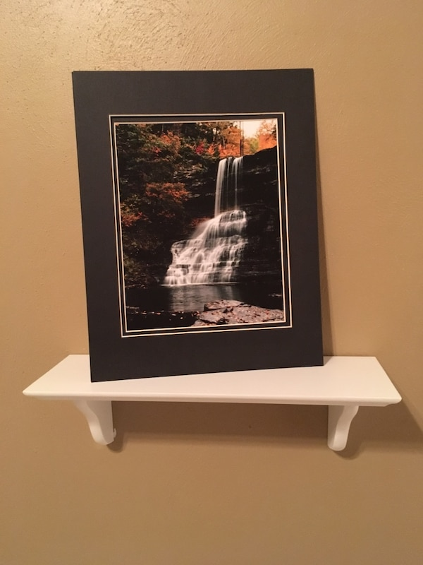 Matted 8x10 waterfall 65a6c801-9e5b-480a-a388-558afd0ab7a6