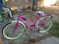 P white & green cruiser bike New never been ridden Phoenix, 85032
