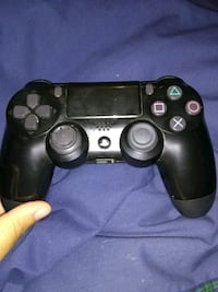 black Sony PS4 game controller Jamestown, 14701
