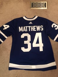 Maple Leafs Jersey Brand New with Tags authentic-Matthews Jersey  Oakville, L6M