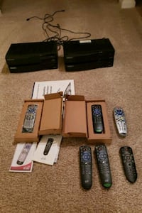 Dish Network receivers & remote controls Manassas, 20112
