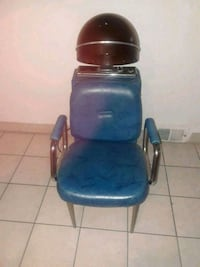 Salon hair heat chair