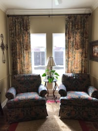 2 club chairs with ottoman Baton Rouge, 70809