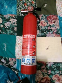 Fire extinguisher new  2665 km