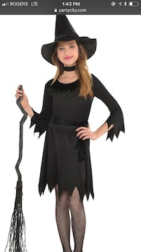 Witch costume  Delta, V4C 7T2