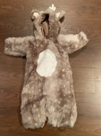 Pottery Barn deer costume, 6-12 months Vaughan, L4H 0G6