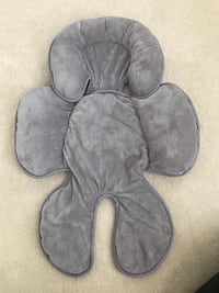 Head and Body Support Pillow for Baby (Gray)