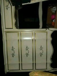white wooden cabinet with drawer Monroe, 28112