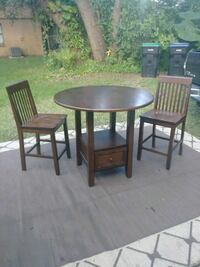 Dining Table with 2 chairs Orlando, 32817