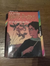 Harry Potter par JK Rowling livre