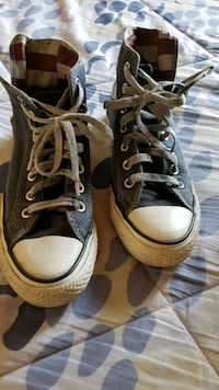 Converse all star vintage n.37½ Pero, 20016