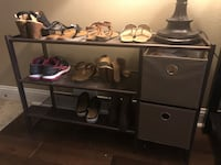 Selling Shoe Rack in Perfect Condition Kansas City, 64106
