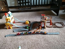 Thomas The Train Fold and Go