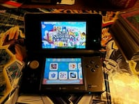 Nintendo 3ds with original box and ar cards  830 mi