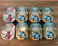 Pokemon Tin (Empty) $1 each (stocking stuffer!) Mechanicsville, 20659