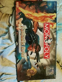 Monopoly Fantastic Four Collector's Edition  Mount Pleasant, 29464