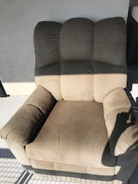 LAZY BOY RECLINER CHAIR SOFA BROWN Los Angeles, 90028