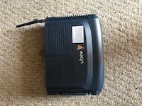 UBee Cable Modem and Router Montgomery, 12549