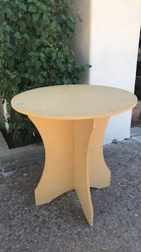 Round Wooden Table Phoenix, 85018