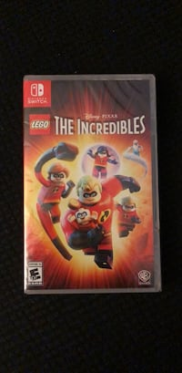 LEGO The Incredibles for Nintendo Switch Portland, 97267