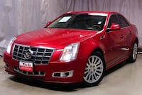 2012 Cadillac CTS 3.6L Premium 4dr Sedan w/Navigation Houston