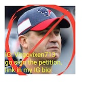 Houston Texans....in search of a new coach Houston