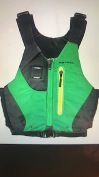 Astral Women's PFD XL (life preserver)